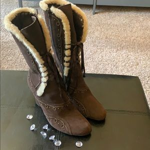 Shoes - Vintage Gypsy Boots
